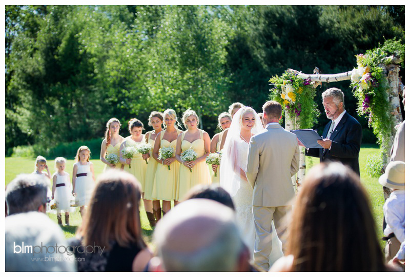 Bishop Farm Wedding Photos| Kathleen & Buddy | New Hampshire Wedding Photographer | Rustic Elegant June Wedding | BLM Photography_022.jpg